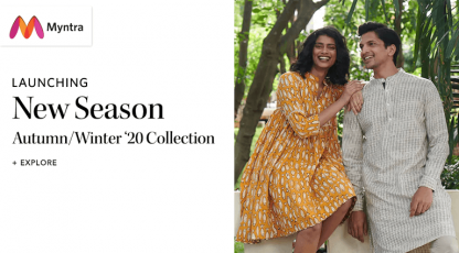 myntra winter 20 collection
