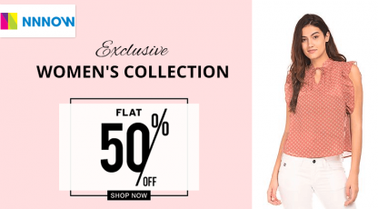 nnnow exclusive womens collection