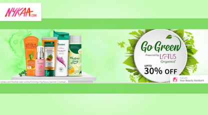nykaacom go green collection