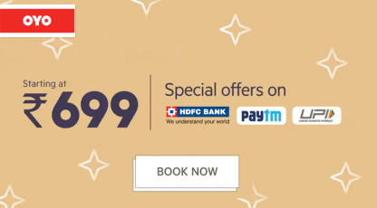 oyorooms special offers