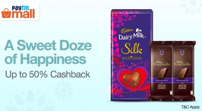 paytm mall a sweet doze of happiness
