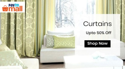 paytm mall curtains