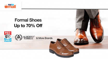 paytm mall formal shoes