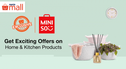 paytm mall home and kitchen products