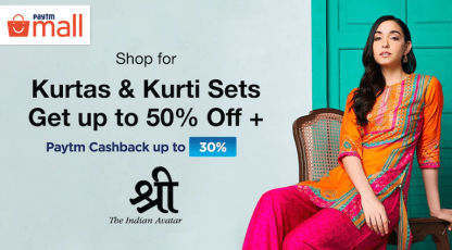 paytm mall kurtas and kurtis sets