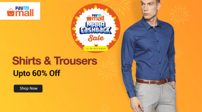 paytm mall shirts and trousers