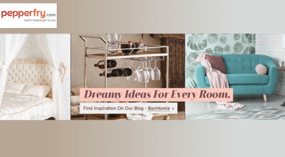 pepperfry dream ideas for every room