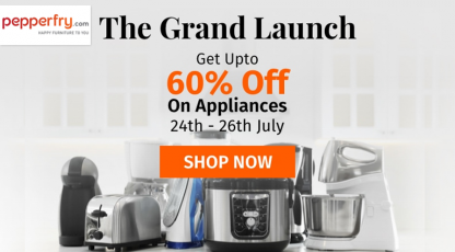 pepperfry the grand launch
