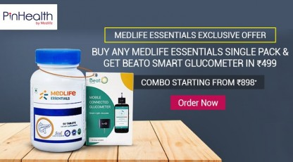 pinhealth medlife essential exclusive offers