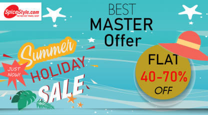 spicestyle summer holiday sale