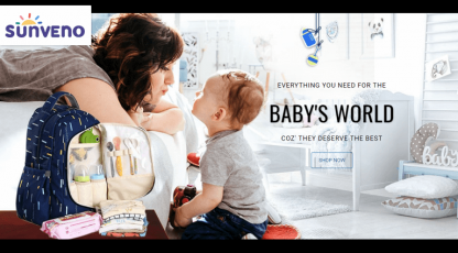sunveno everything you need for baby