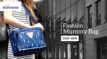 sunveno fashion mummy bag