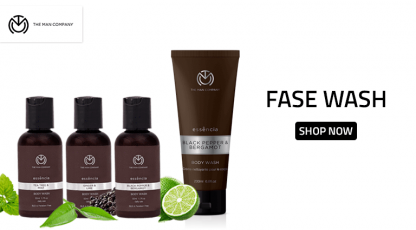 the man company best face wash for you