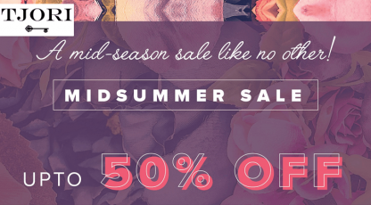 tjori a mid season sale