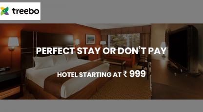 treebo perfect stay or dont pay