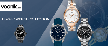 voonik classic watch collection