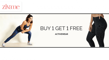 zivame active wear collection