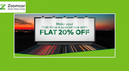 zoomcar best deals for you