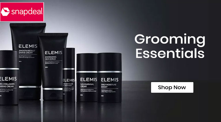 snapdeal grooming essentials