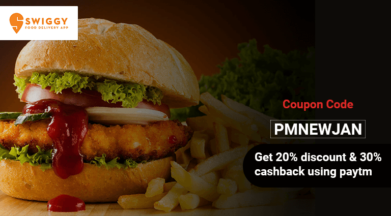 swiggy paytm deals for you