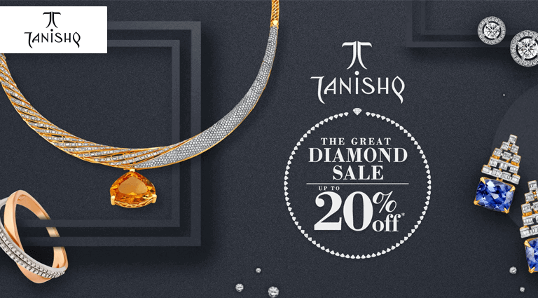 tanishq the great dimond sale