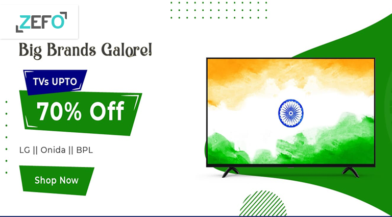 zefo special offers on republic day