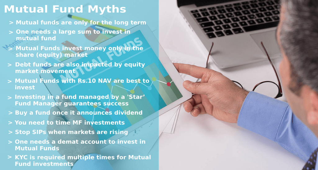 Mutual Fund: 11 Mutual Fund myths busted