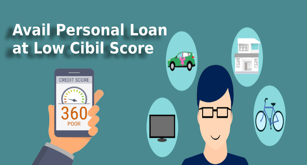 Personal Loan: How to Get A Personal Loan with Credit Score of 550 Or Less?