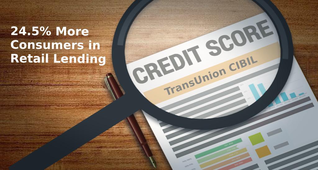 Personal Loan: 24.5% more consumers in retail lending: TransUnion CIBIL