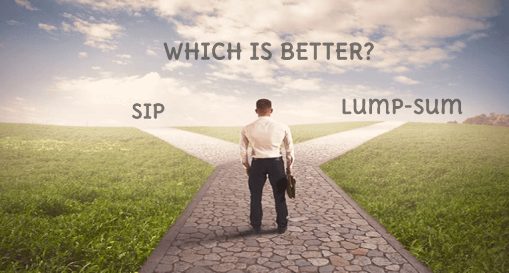 Mutual Fund: SIP or lump sum investment: which is better?