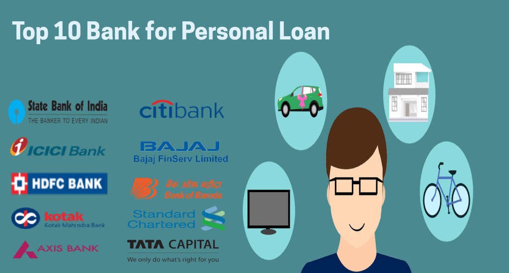 Personal Loan: Top 10 Banks for Personal Loan in India 2018