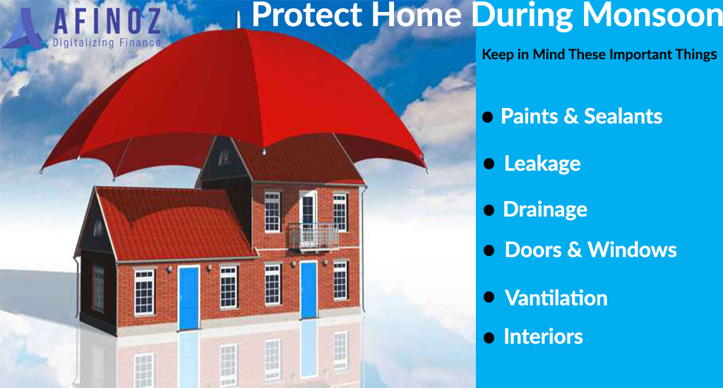 Home Loan: 7 Tips to Keep Your Home Safe during Monsoon