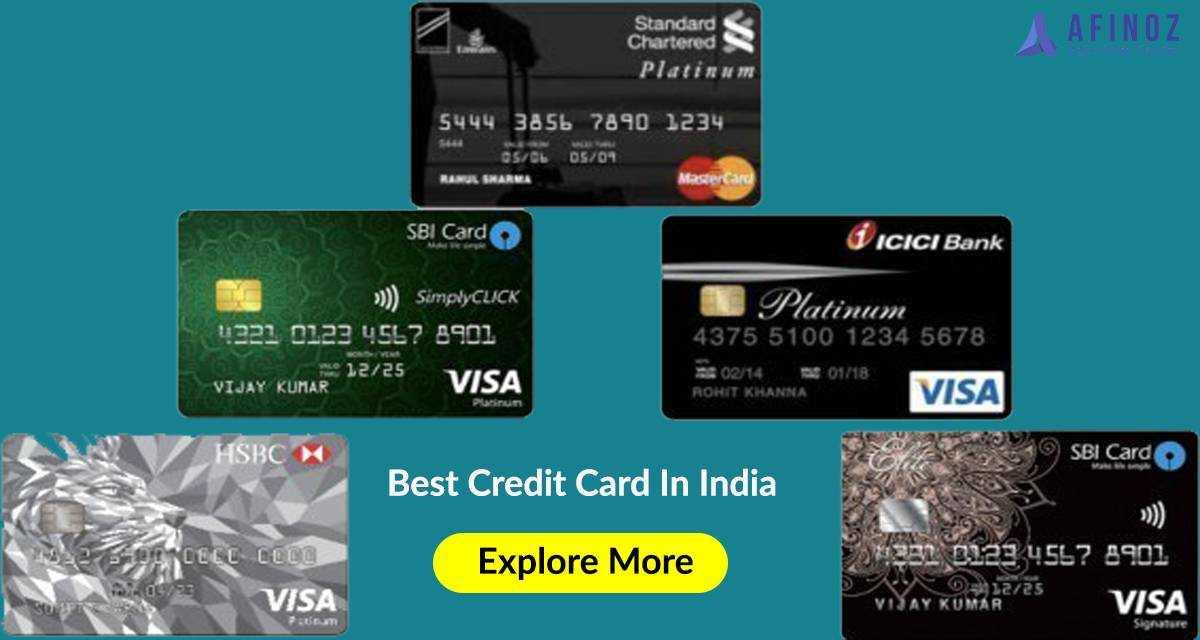 News: 10 Best Credit Card in India 2019? - Rewards & Cashback