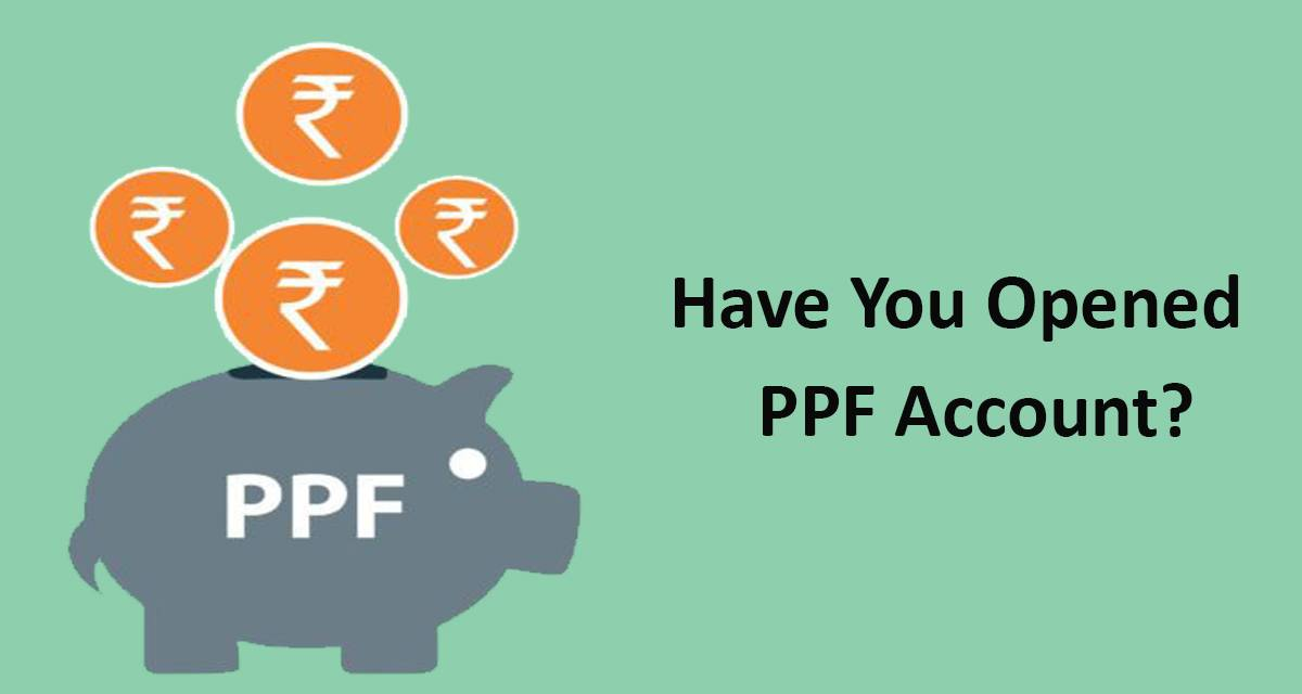 Savings: How To Open public provident fund account online