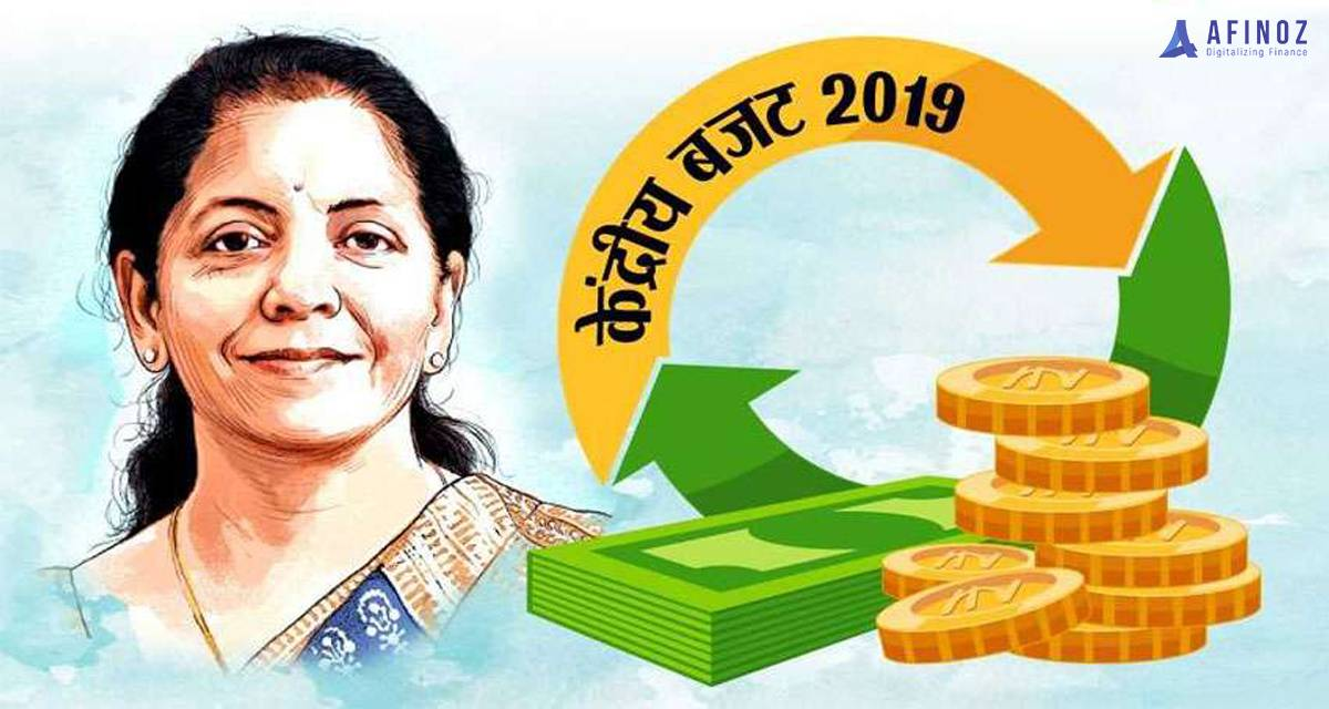 News: Aam Budget 2019 by Finance Minister Nirmala Sitaraman