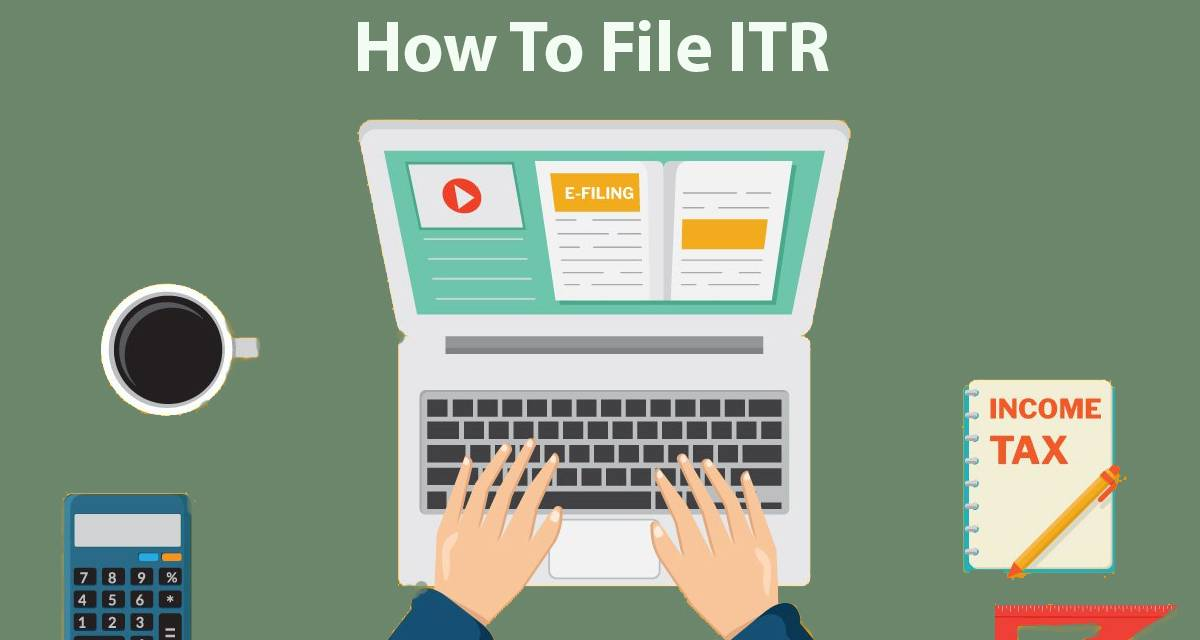 News: How To File ITR Online