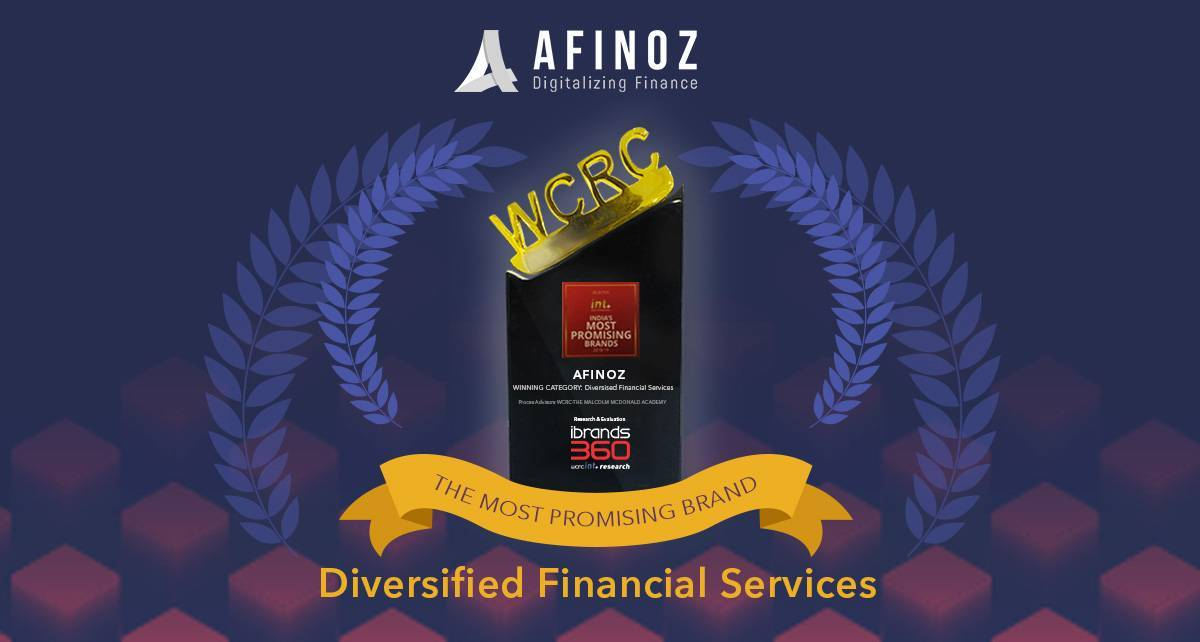 News: Afinoz  wins the most promising brand award at ideasfest 2019