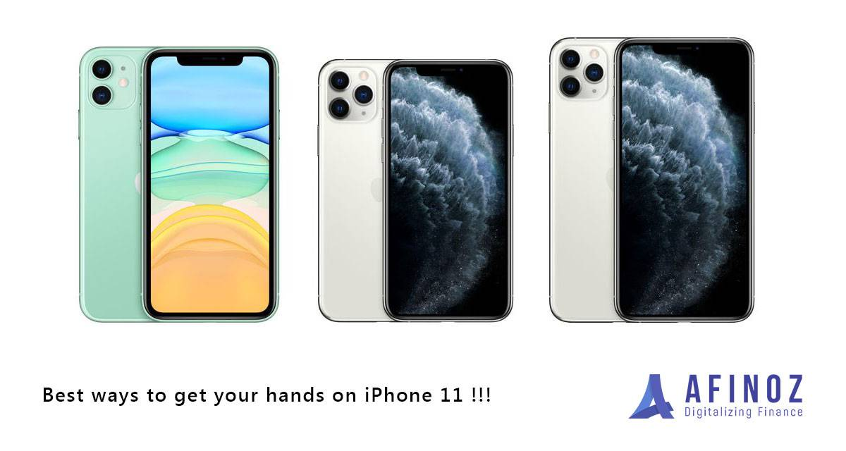 Personal Loan: Here is how you can get iPhone 11 for ₹ 3264*