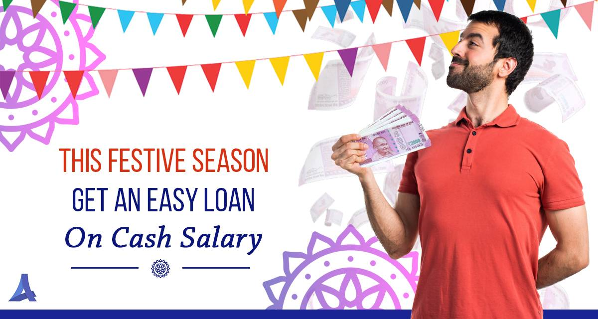 Personal Loan: Apply for Loan Easily on your Cash Salary this Festive Season - Afinoz