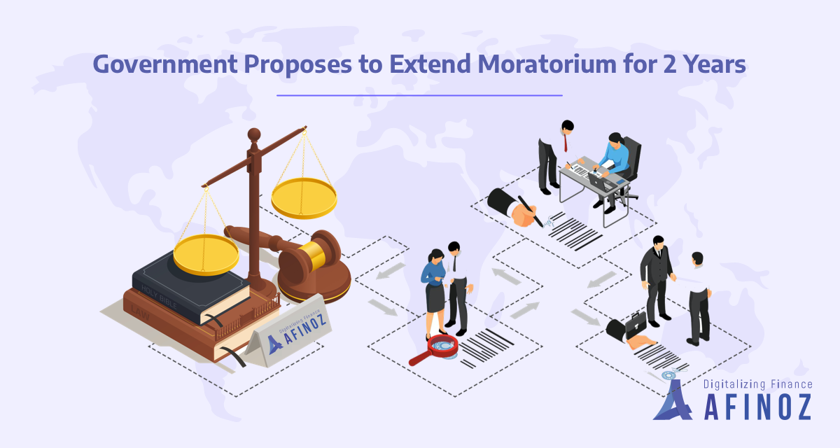 News: Government Proposes to Extend Moratorium for 2 Years