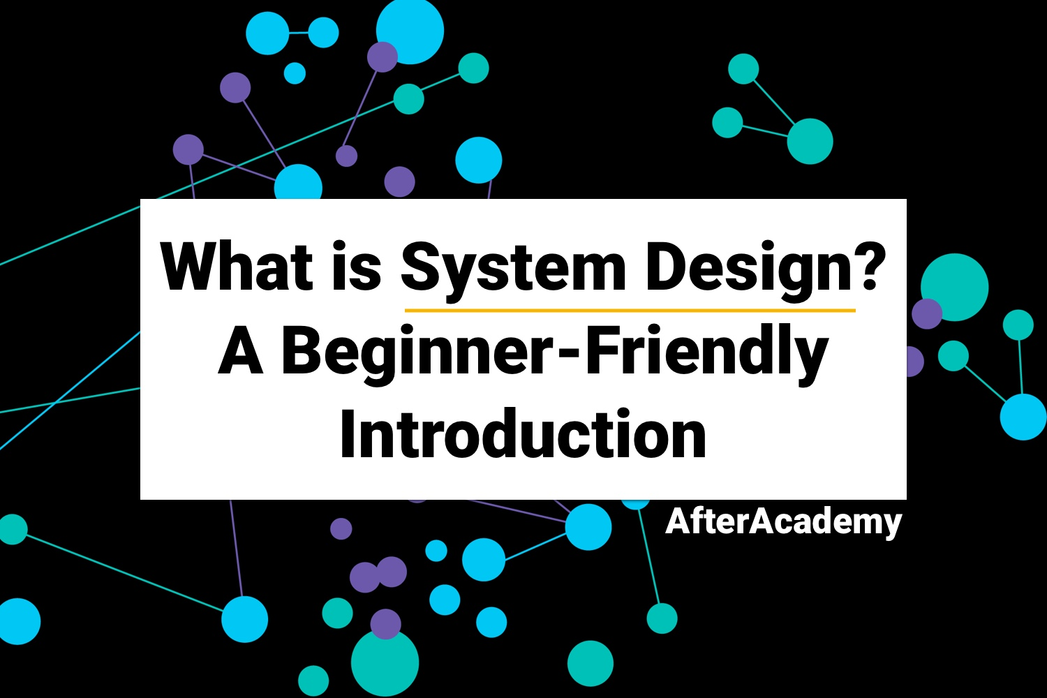 What is System Design? A Beginner-Friendly Introduction