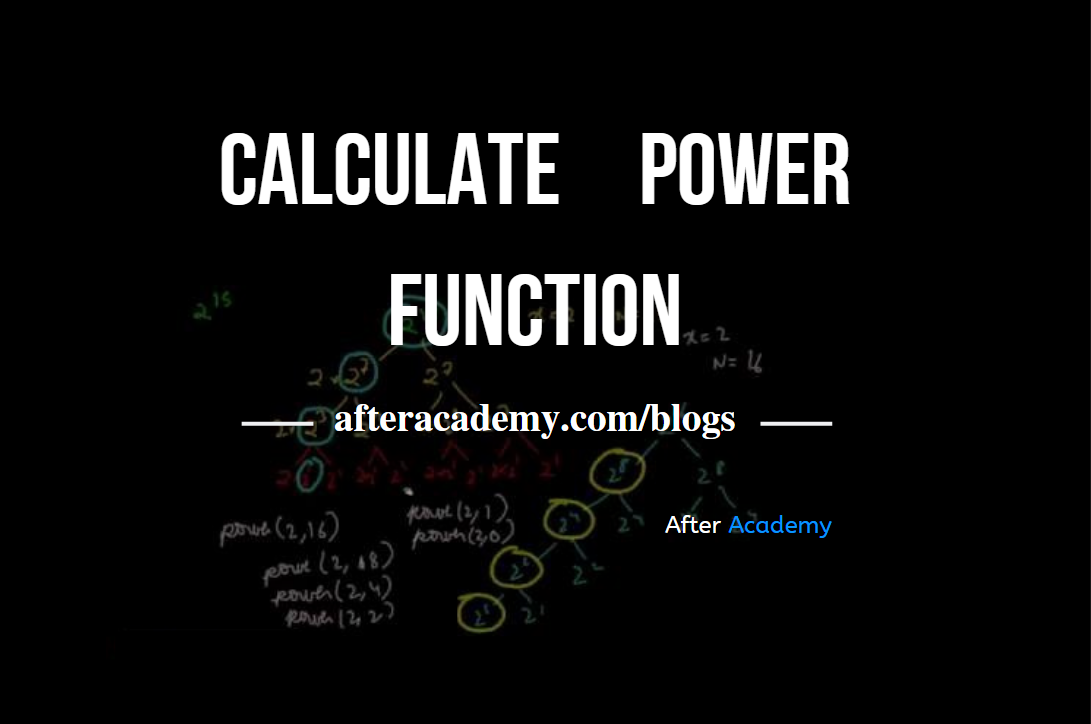 Calculate power function