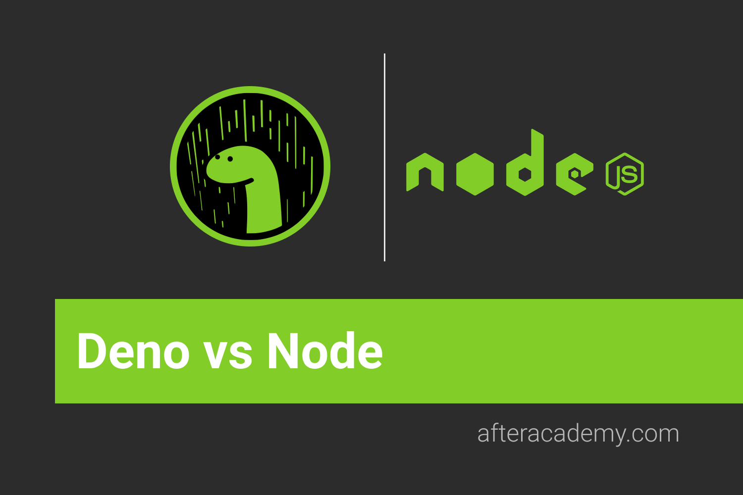 Deno vs Node