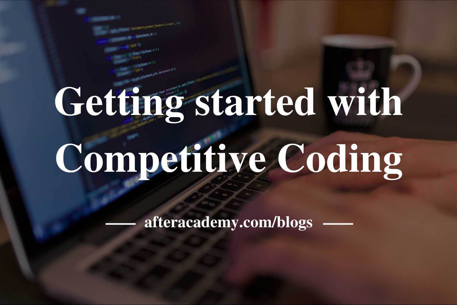 Getting started with Competitive Programming