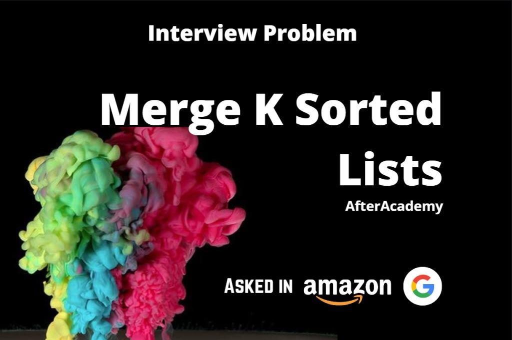 Merge K Sorted Lists