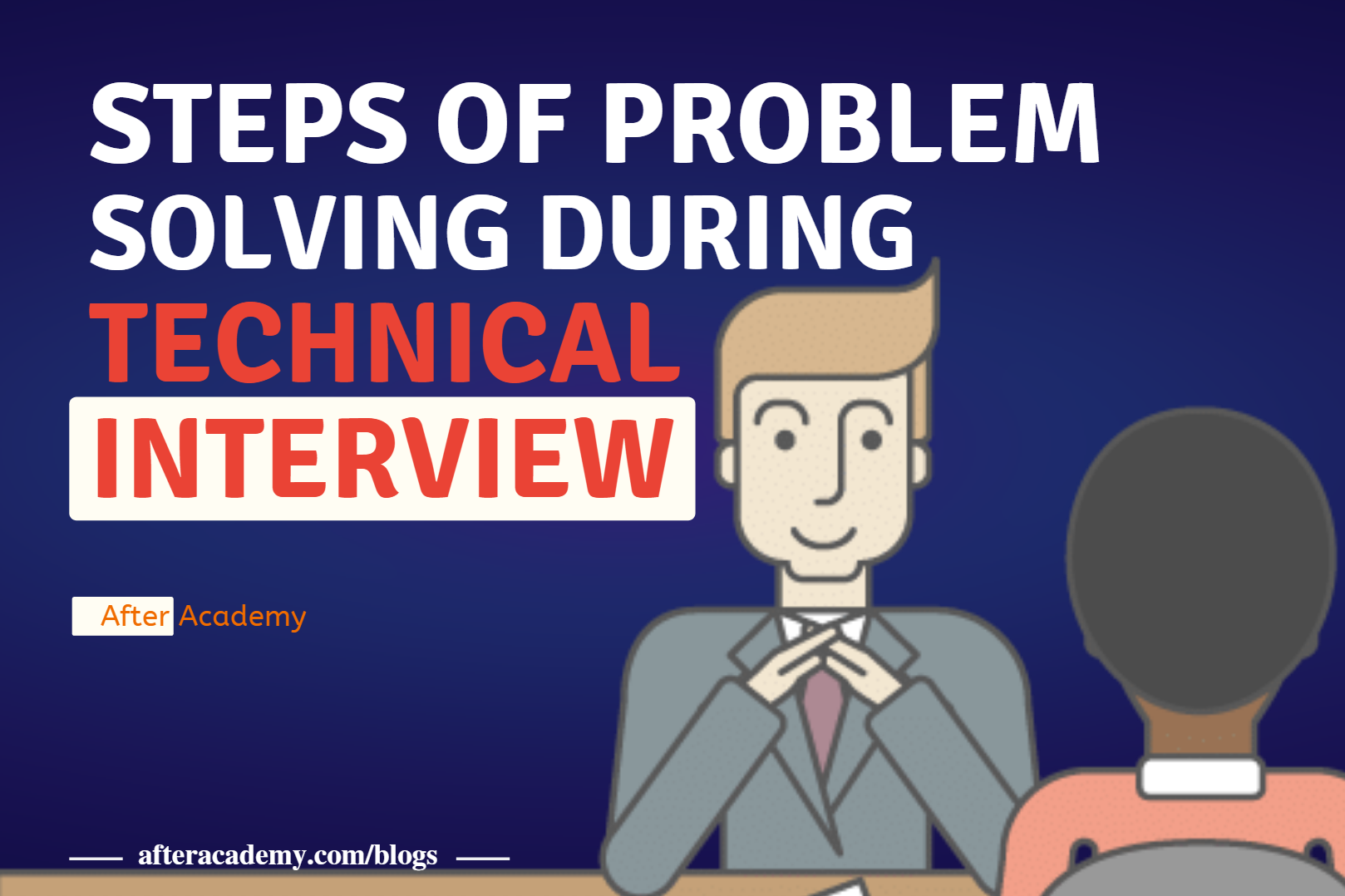 Steps Of Problem Solving During Technical Interview