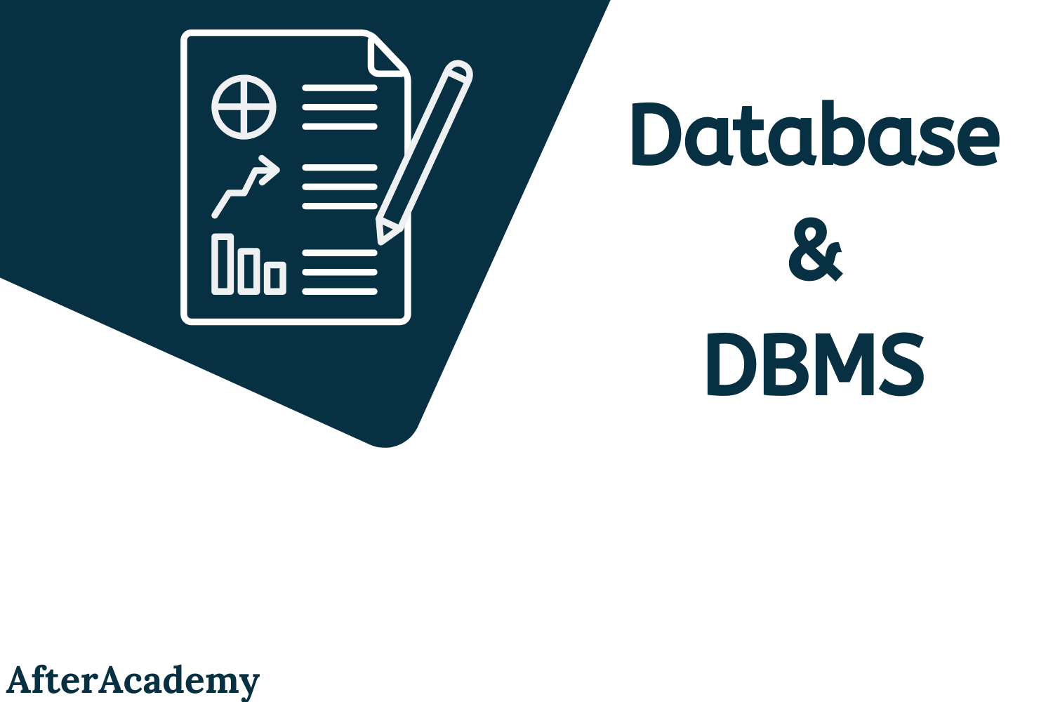 What is a Database and DBMS?