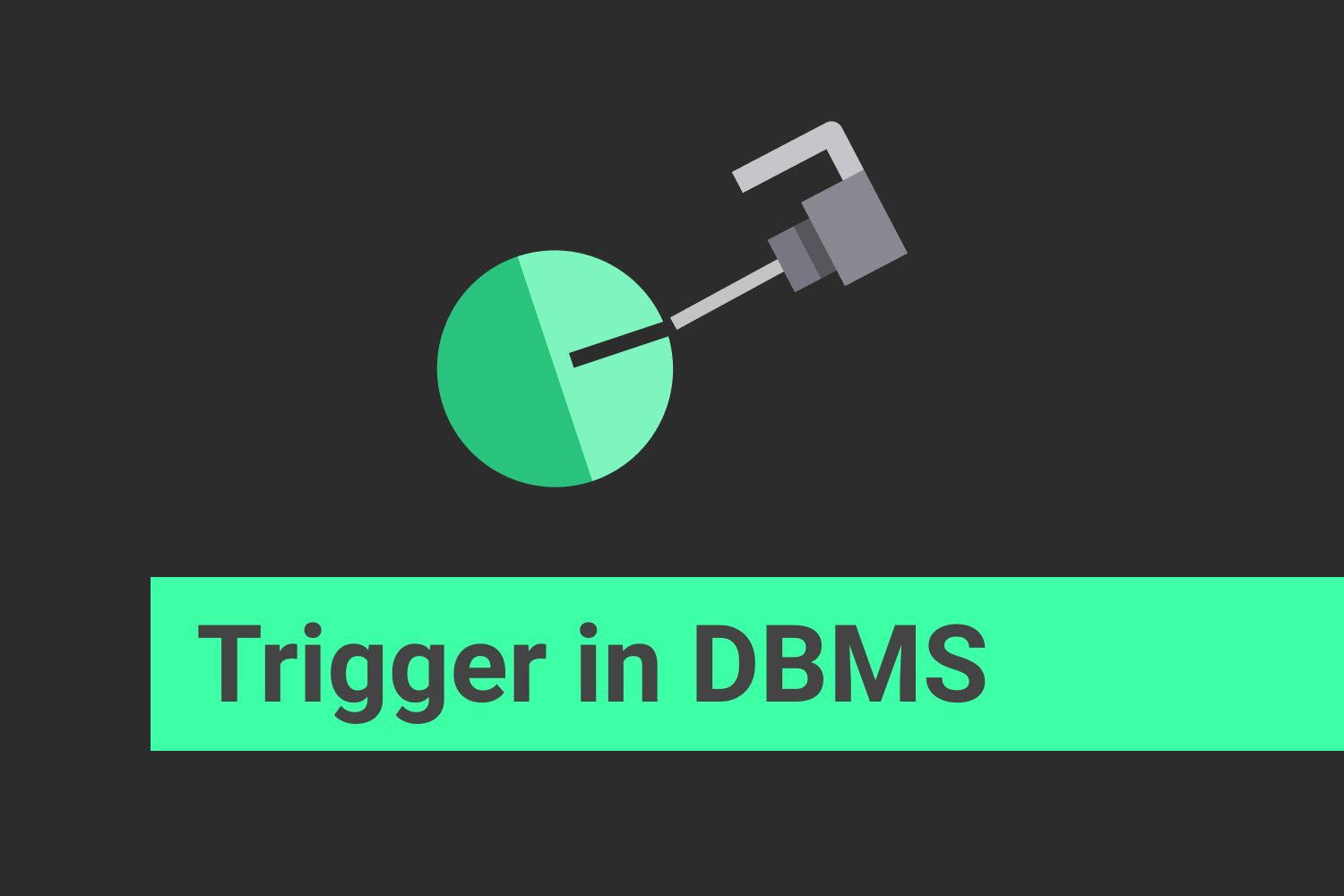What is a Trigger in DBMS?