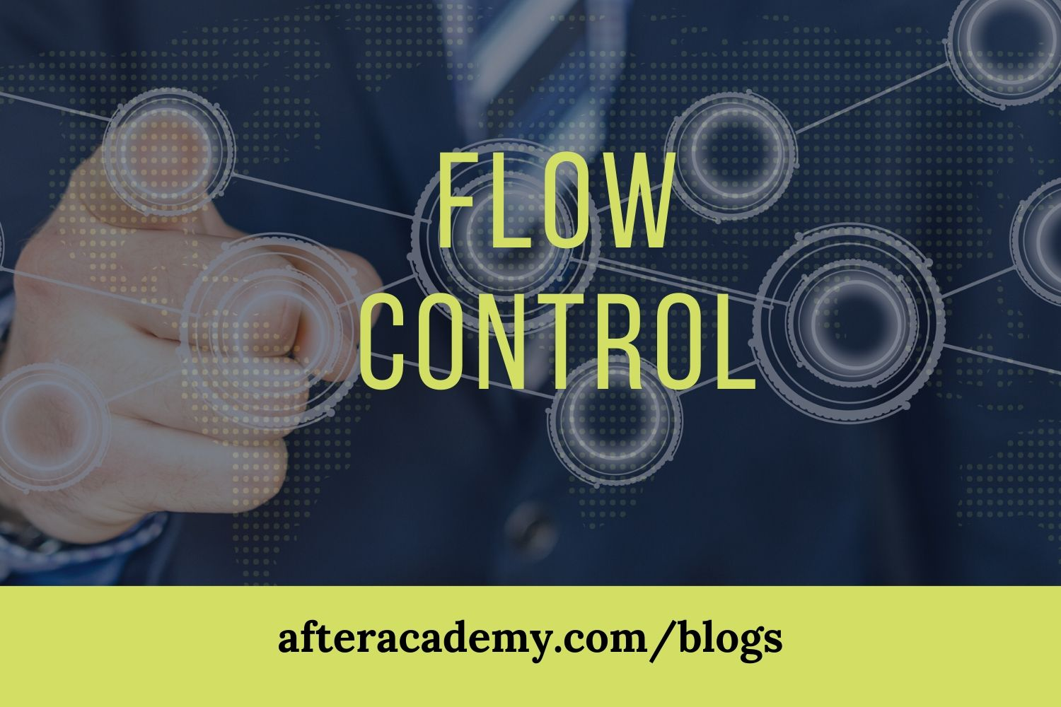 What is Flow-Control in networking?