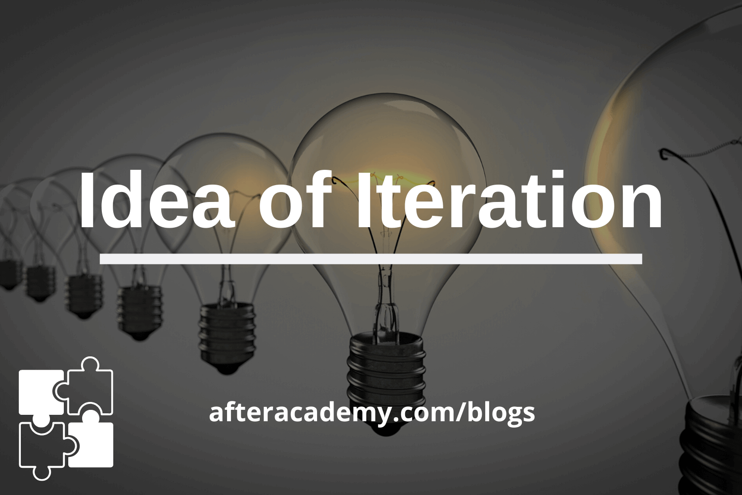 What is iteration in programming?